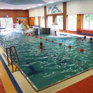 krytý bazén Sepetná